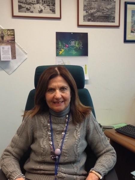 Giovanna LIVERINI - Professore Ordinario di Fisiologia (BIO/09) Dipartimento di Biologia - Università degli Studi di Napoli Federico II