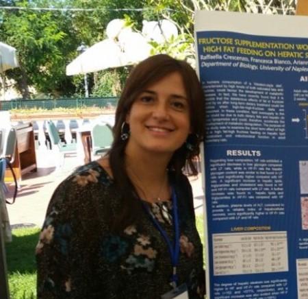Raffaella CRESCENZO - Ricercatore di Fisiologia (BIO/09) Dipartimento di Biologia - Università degli Studi di Napoli Federico II